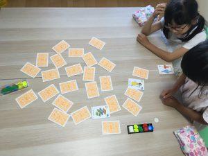 ワクワクしながら本物の英語の土台を作るBBカード